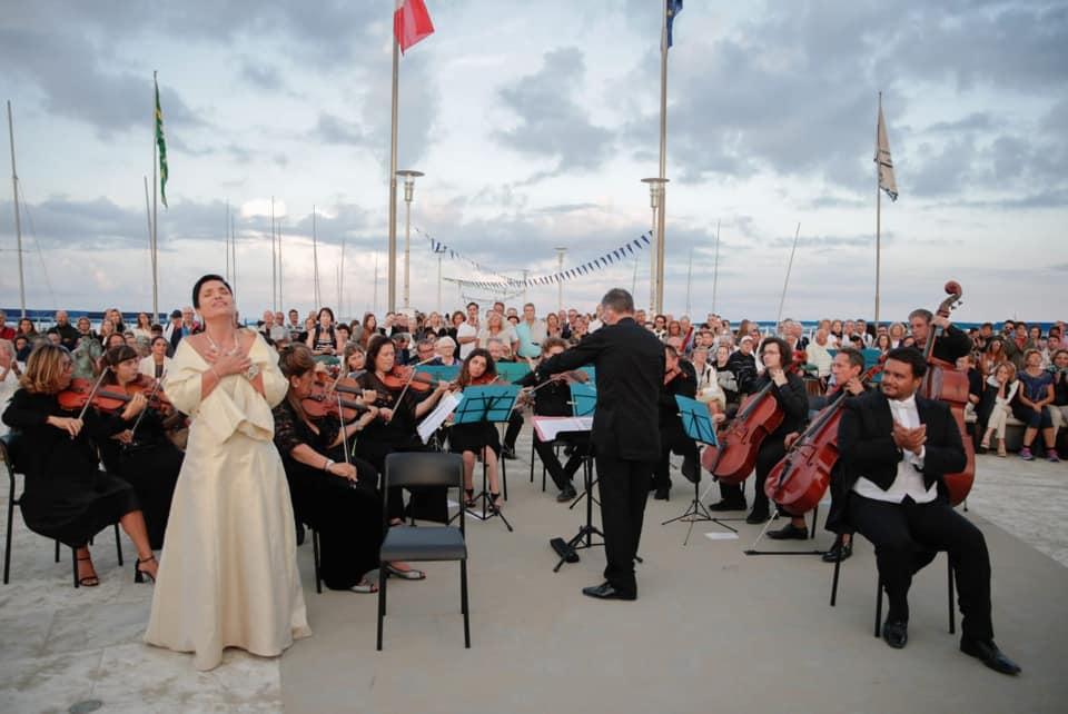artisti concerto all'alba fdm 2019 foto di Umberto Del Giudice