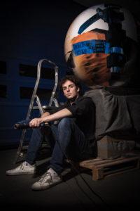 Giacomo Braglia e le sue sculture